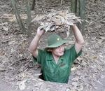 Out of Saigon - Cu Chi Tunnels: Fighting underground